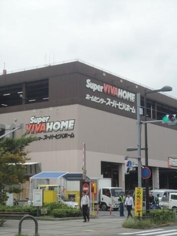 ホームセンタースーパービバホーム豊洲店