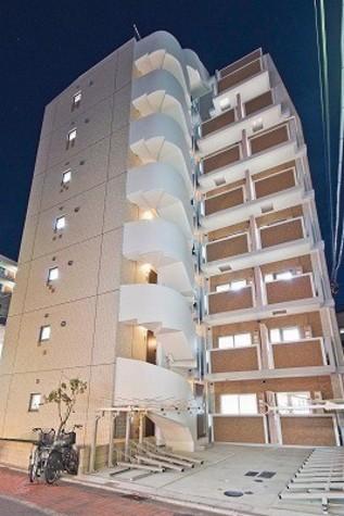 ヴォーガコルテ亀戸駅前 建物画像2