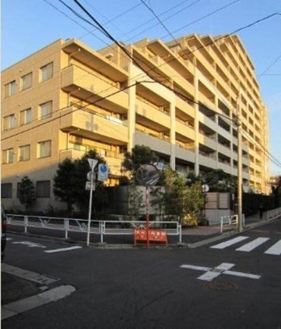 ファミールグラン代々木西原デクスターハウス 建物画像2