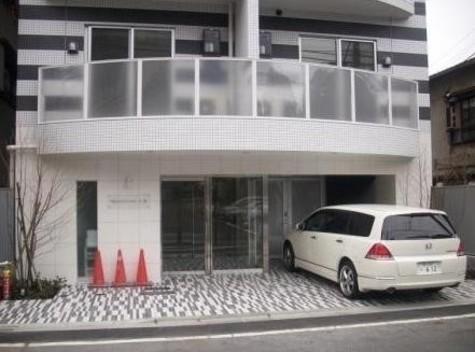 プレミアムキューブ大森(PREMIUM CUBE大森) 建物画像2