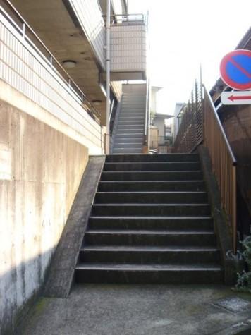 エントランス(階段です)