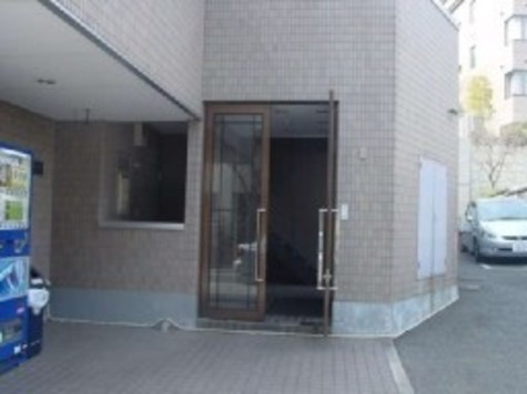 代々木パークハイツ 建物画像2