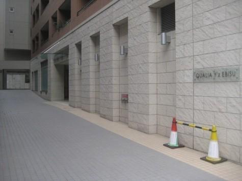 クオリアY'z恵比寿 建物画像2