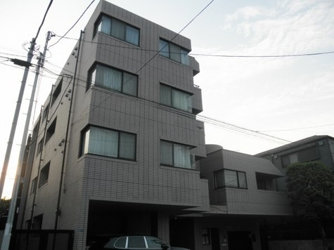 石川台 4分マンション 建物画像2