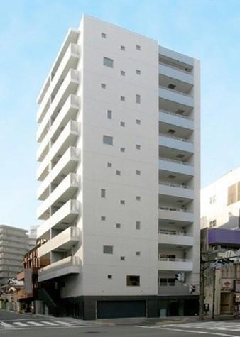 フレックスタワー横浜野毛 建物画像2