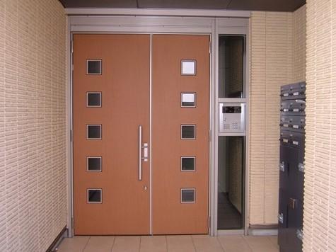 大岡山フローラ 建物画像2