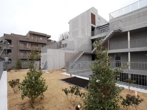 月光町アパートメント 建物画像2