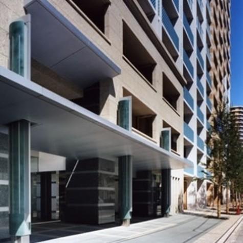 クレストシティレジデンス 建物画像2