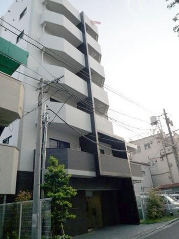 ラグジュアリーアパートメント白金 建物画像2