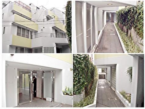ガーデンヒルズ(Garden Hills) 建物画像2