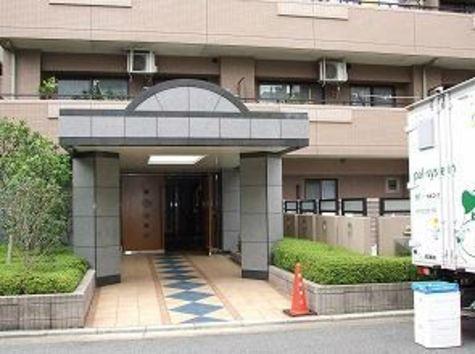 クリオ鶴見七番館 建物画像2