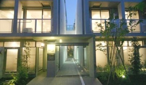 アーバンキューブ目黒三田 建物画像2