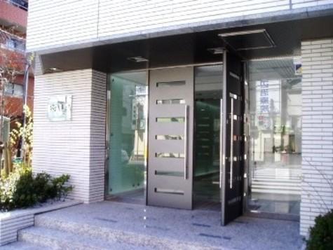 駒込 9分マンション 建物画像2