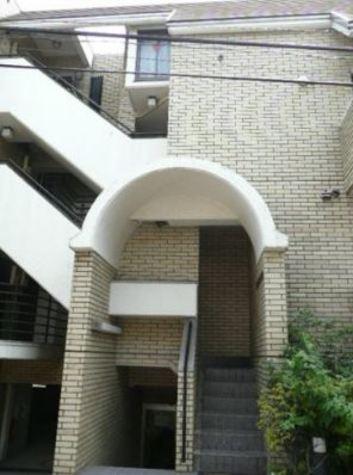 白金台フラッツ 建物画像2