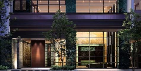 パークハビオ渋谷本町レジデンス 建物画像2