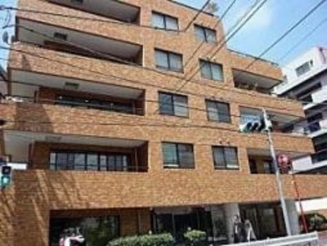 千駄ヶ谷セントラルハイツ 建物画像2