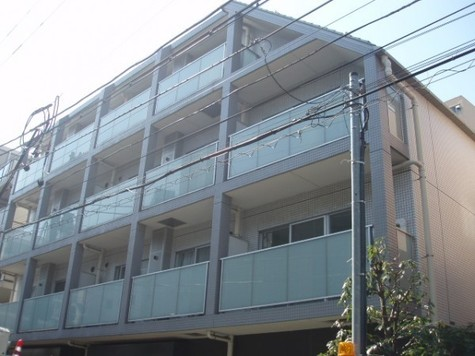 アパートメンツ松濤 建物画像2