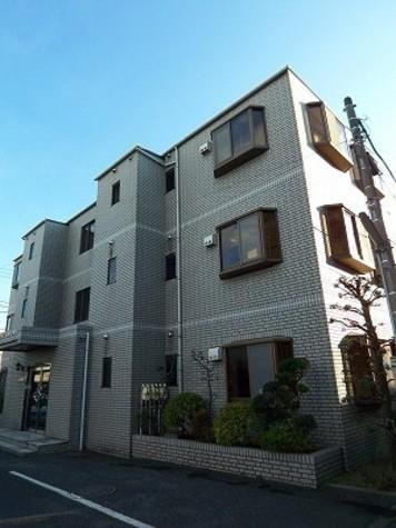 リージェンシー駒沢 建物画像2