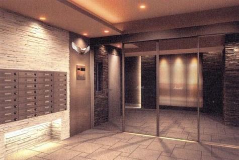 アマベル洗足(Amavel洗足) 建物画像2
