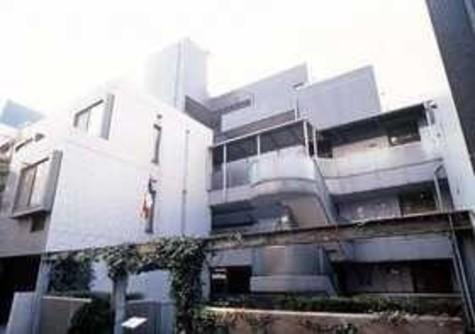 原宿東急アパートメント 建物画像2