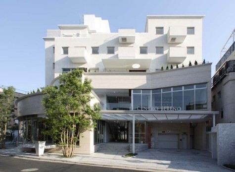 IL CENTRO SERENO(イルチェントロ・セレノ) 建物画像2