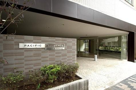 パシフィックレジデンス目黒本町 建物画像2