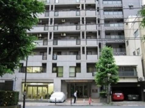 飯田橋 5分マンション 建物画像3