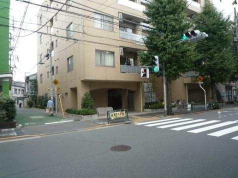 ヒルコート千駄木 建物画像3