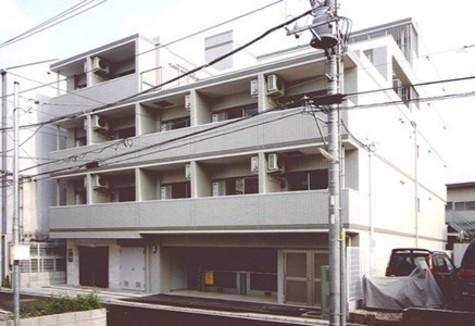 ドルチェ横浜桜木町 建物画像3