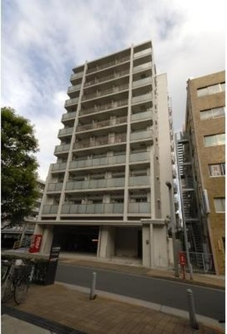 MFPRコート蒲田 Building Image3