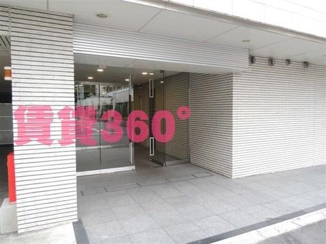 プラチナコート広尾 建物画像3