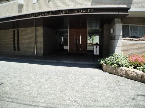 多摩川パークホームズ 建物画像3