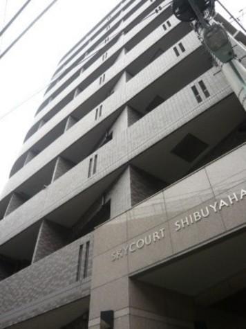 スカイコート渋谷初台 建物画像3