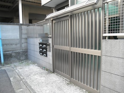 WINGVILLAGE目黒(ウィングビレッジ目黒) 建物画像3