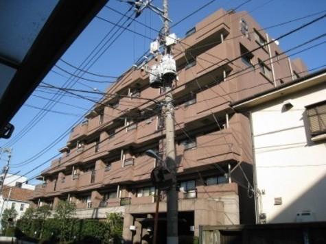朝日エンブレム白金台 建物画像3