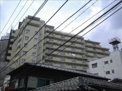 朝日白山マンション 建物画像3