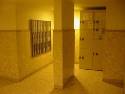 スカイコート品川御殿山WEST 建物画像3