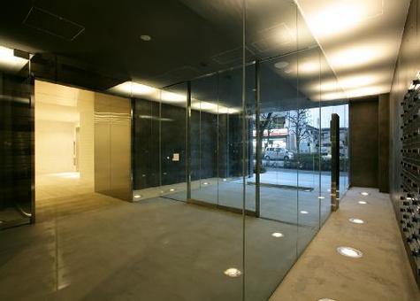 カスタリア戸越(旧イプセ戸越) 建物画像3