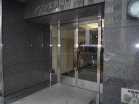 メゾン文京関口Ⅱ 建物画像3