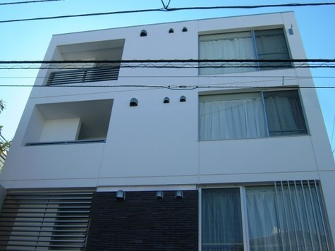 フロレスタ洗足 建物画像3