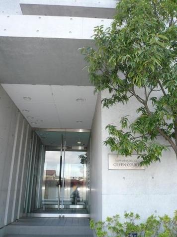 武蔵小杉グリーンコート 建物画像3