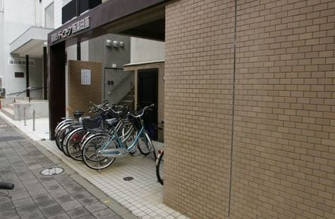 藤和シティコープ西蒲田Ⅲ 建物画像3
