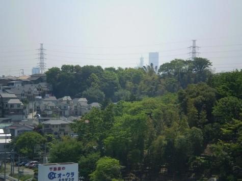 屋上からの景色【MM方面】