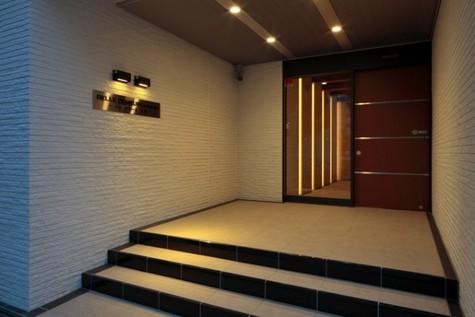 ベルドミール目黒 建物画像3