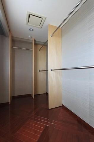 8階ウォークインクローゼット