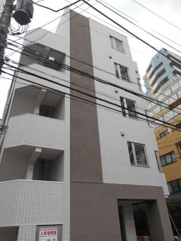 シモメハイツ 建物画像3