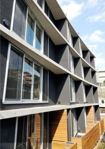 Apartment KURO meguro 建物画像3