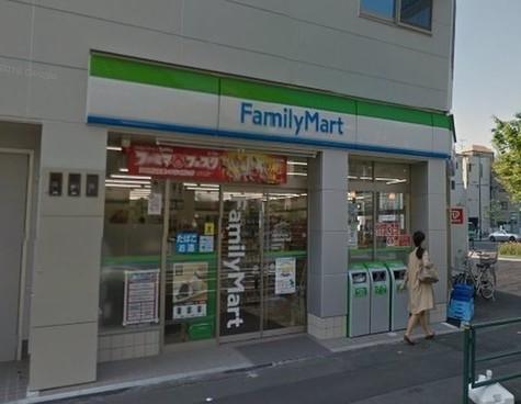 ファミリーマート江東白河四丁目店