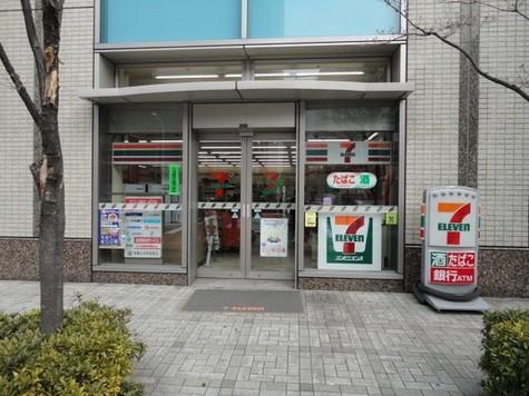 セブンイレブン中央区新川1丁目店