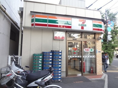 セブンイレブン江東新大橋3丁目店